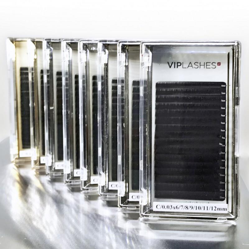 VIPLASHES Mix-Boxen In allen Stärken & Curlung 003/005/007/010/015/020