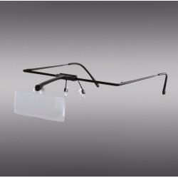 Lupenbrille Black